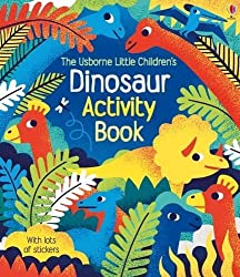 Little Children's Dinosaur Activity Book by Rebecca Gilpin (2016-08-01)
