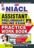 NIACL Assistant Preliminary Online Exam Practice Work Book (English Medium) - 1862