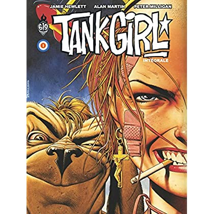 Tank Girl - Intégrale