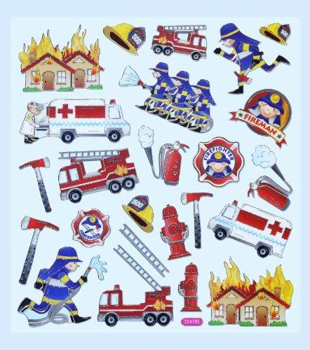* Feuerwehr * Aufkleber 3452323 ()