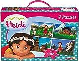 Heidi MEHI00000190 Puzzlekoffer  , 200 Stück