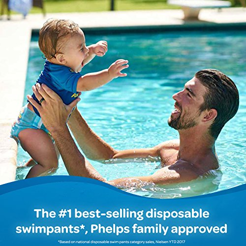 Windeln Little Swimmers Größe 5 (11 – 18 kg) – 11er Pack - 2