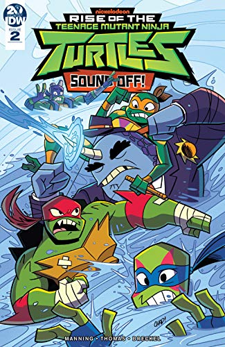 Teenage Mutant Ninja Turtles: Rise of the TMNT: Sound Off ...