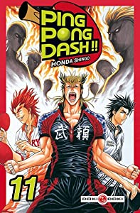 Ping Pong Dash !! Edition simple Tome 11