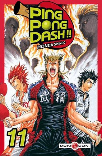 Ping Pong Dash !! Vol.11 par HONDA Shingo