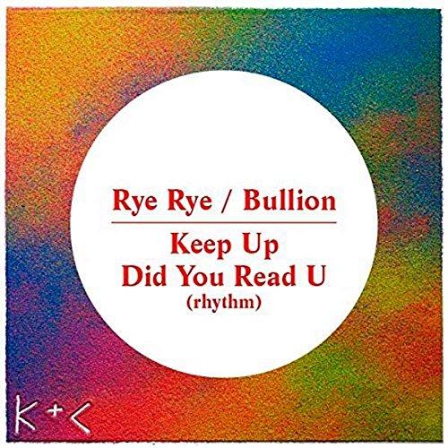 Keep Up/Did You Read U [Vinyl Maxi-Single]