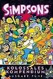 Simpsons Comics Kolossales Kompendium: Bd. 5 - Matt Groening, Bill Morrison