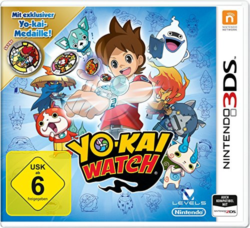YO-KAI WATCH Special Edition inkl. exklusiver Medaille (Ds Limited Edition)