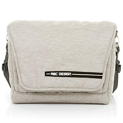 ABC Design 91300704Changing Bag Fashion Camel Wickeltasche Fashion, beige
