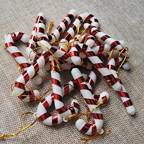 tsbaum Zuckerstange hängend Zuhause Party Festival Weihnachten Dekor Lustig ()