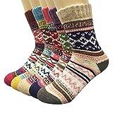 Cute Cartoon Socks,Moliker Thermal Socks Various Designs/Colours Adult Unisex Socks (Winter socks-003)