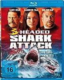 3-Headed Shark Attack - Mehr Köpfe, mehr Tote! - Uncut [Blu-ray]