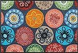 wash+dry Fußmatte Coralis 50x75 cm