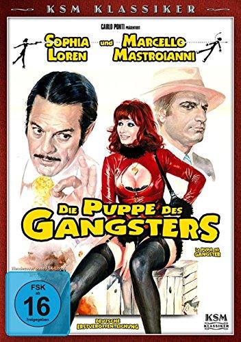 Bild von Die Puppe des Gangsters - La Pupa del gangster (KSM Klassiker)