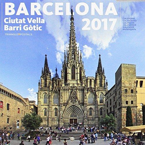 Calendari 2017 Barcelona 3 petit (barri gòtic)