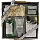 Gloss Geschenkset Badeset, Spa Therapy, Eukalyptus, 5 Stück Geschenk-Box - Bade-Geschenk