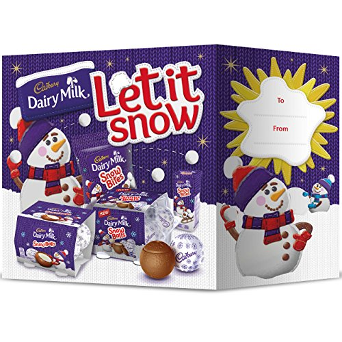 Cadbury Let It Snow Chocolate Gift Box