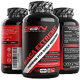 Maca Extreme - 150 Kapseln - Hochdosiert mit 3000 mg Maca Extrakt pro Tagesdosis - Reines Premium Extrakt - Natürlicher Testosterone Booster für aktive Menschen - 100% Maca Root - Vegan