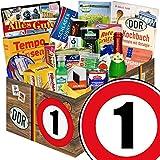 Spezial Geschenk Box | DDR Paket | Zahl 1 | Geschenk Ideen Opa
