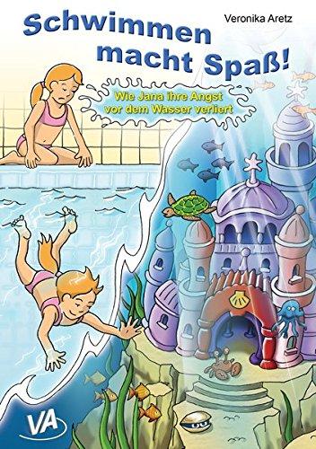 Wie Jana ihre Angst vor dem Wasser verliert: Schwimmen macht Spaß
