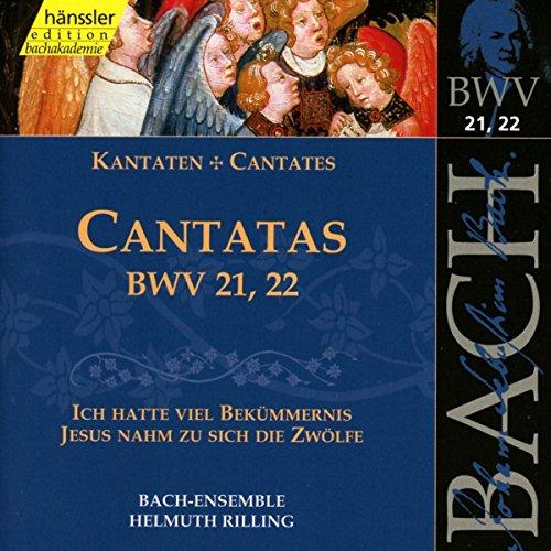 Cantatas Bwv 21, 22