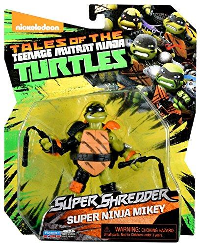 Turtles Super Ninja Mikey Figur Serie Super Shredder Tales of the Teenage Mutant Ninja Turtles ()