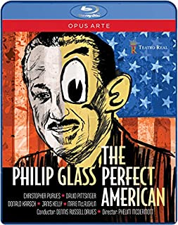 The Perfect American [Blu-ray] [Import italien] by Dennis Russell Davies (B00E1C4RXO) | Amazon Products