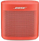 Best Bose Outdoor Bluetooth Speakers - Bose SoundLink Color Bluetooth Speaker II - Red Review