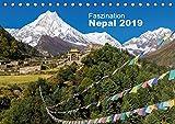 Faszination Nepal (Tischkalender 2019 DIN A5 quer): Der Reiz Nepals sind seine authentischen Menschen und die grandiose Natur, welche hier ... (Monatskalender, 14 Seiten ) (CALVENDO Natur)