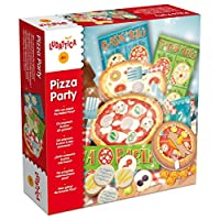 Lisciani-47062-Pizza-Party-Rollenspiel