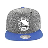 Mitchell & Ness Static 2 Tone Golden State Warriros Snapback