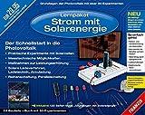 Strom mit Solarenergie: Lernpaket (Elektronik Lernpakete)