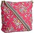 SwankySwans Women's Kirsty Floral Crossbody Bag, Pink, L