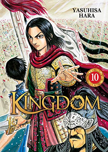 Kingdom Edition simple Tome 10