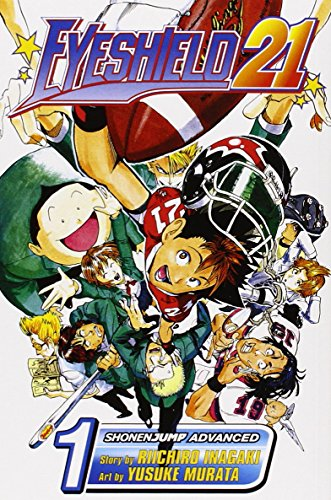 EYESHIELD 21 GN VOL 01 Test