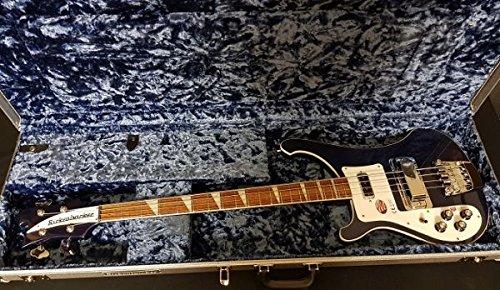 Rickenbacker 4003Left Hand Bass–Midnight Blue