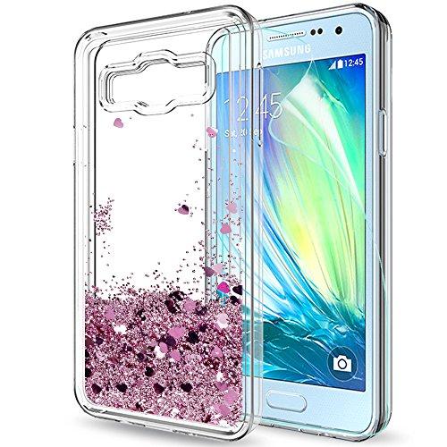 LeYi Compatible Funda Samsung Galaxy A3 2015 Silicona