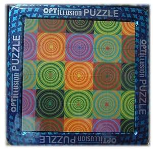 3D Magna Puzzle - Cercles d'Illusions d'Optique