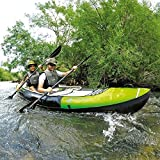 Best Kayaks - Sevylor Yukon 2 Person Inflatable Kayak Review