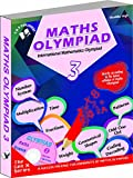 International Maths Olympiad - Class 3  with CD: Theories with Examples, Mcqs and Solutions, Previous Questions, Model Test Papers