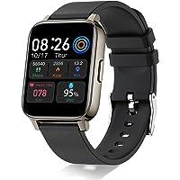 Smartwatch,1.69 Zoll Touch Farbdisplay Fitness Armbanduhr mit Pulsuhr Schlafmonitor Fitness Tracker IP68 Wasserdicht…