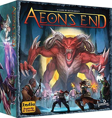 Indie Board & Card Games IBG0AED1 Brettspiel Aeon's End