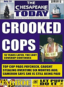 THE CHESAPEAKE TODAY March 2014 ALL CRIME, ALL THE TIME (English Edition)