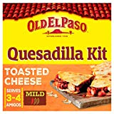 Old El Paso Mexican Toasted Cheese Quesadilla Dinner Kit 500g
