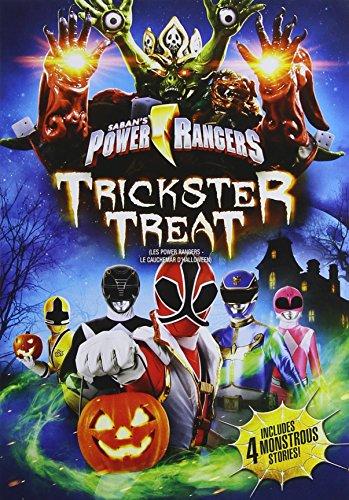 Power Rangers - Trickster Treat