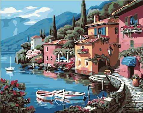 diy-pittura-a-olio-numerato-lakeside-villa-406-x-508-cm