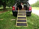 Easy-Hopper Hunderampe / Hundetreppe / Einstiegshilfe Extra Breit