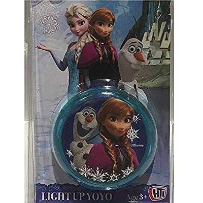 Disney Frozen Light Up Yo Yo Princess Anna Elsa Olaf de Disney