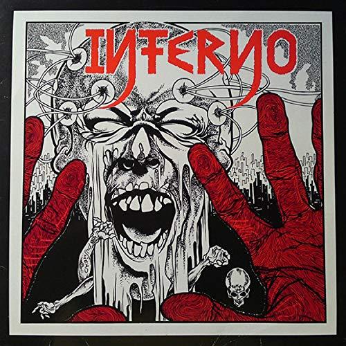 Inferno: Tod und Wahnsinn (Black Vinyl) [Vinyl LP] (Vinyl)