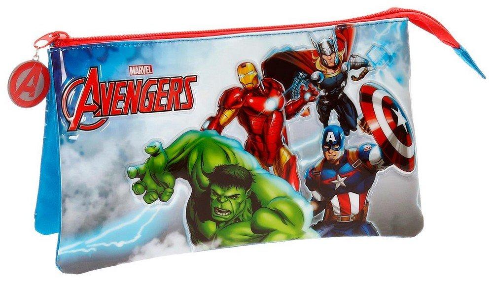 Los Vengadores Avengers Clouds Neceser de Viaje, 22 cm, 1.32 litros